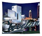 Cleveland Ohio 2019 Tapestry