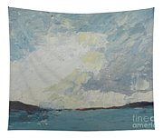 Cloud Above The Sea Tapestry
