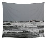 Cloudy Sea Tapestry