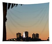 Coit Tower Twilight Tapestry