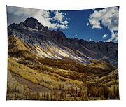 Colorado Mountains Tapestry