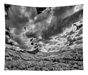 Colorado Sun Rays II Tapestry