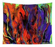 Colorful Vision 1 Tapestry