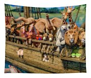 Come Aboard There's Plenty Of Room Ark Tapestry