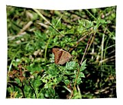 Common Buckeye Butterfly Tapestry