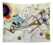 Composition 8 - Komposition 8 Tapestry
