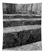 Concrete Forest Tapestry