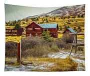 Continental Divide Tapestry
