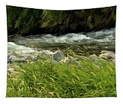Cool Clear Water Tapestry
