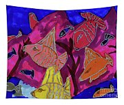 Coral Fish Tapestry
