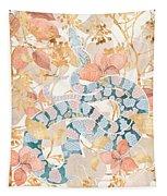 Coral Spring Garden Tapestry