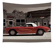Corvette Cafe - C1 Tapestry