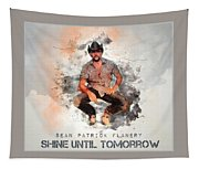 Cowboy Flanery Tapestry