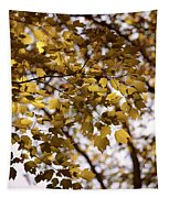 Cozy Fall Day Tapestry