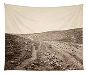 Crimean War Valley Of Death Tapestry