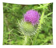 Crown Thistle Tapestry