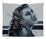Cuenca Murals - Osmara De Leon Tapestry