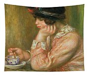 Cup Of Chocolate, 1914  Tapestry