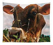 Dairy Cow Tapestry