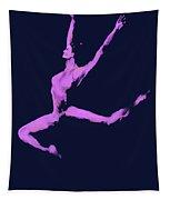Dancer In The Dark Blue Tapestry