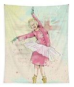 Dancing Queen Tapestry