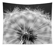Dandelion Seeds Pod Macro Tapestry