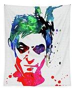 Daryl Watercolor II Tapestry