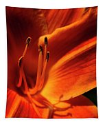 Day Lily Delight Tapestry