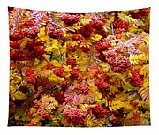 Days Of Autumn 18 Tapestry