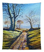 Deciduous Trees Tapestry