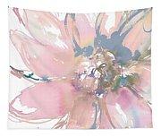 Delicate Flower Burst    Tapestry