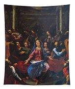 Descente Du Saint Esprit 1635 Tapestry