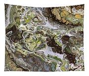 Desert Arroyo 2 Tapestry