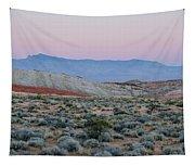 Desert On Fire No.2 Tapestry