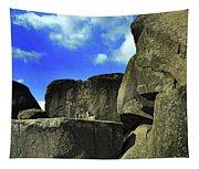 Devil's Den Rock Forms Tapestry