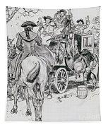 Dick Turpin, Rookwood Tapestry