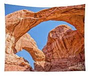 Double Arch Tapestry