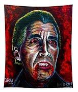 Dracula Lee  Tapestry