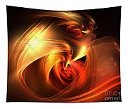 Dragon Heart Tapestry