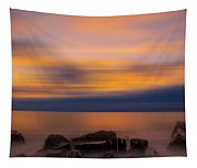 Dreamy Sunrise  Tapestry