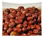 Dried Chinese Red Dates Tapestry