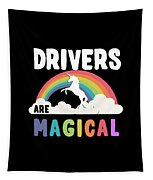Drivers Are Magical Tapestry
