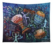 Drumbeat Tapestry