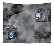 Dslr Cameras Tapestry