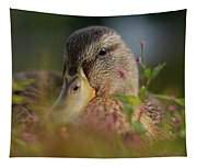 Duck 1 Tapestry