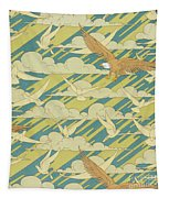 Eagles And Pigeons Tapestry