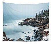 East Coast Winters Tapestry