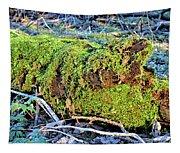 Emerald Tree Tapestry