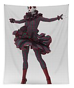 English Pierrette Tapestry