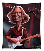 Eric Clapton Tapestry